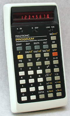Prinztronic Program